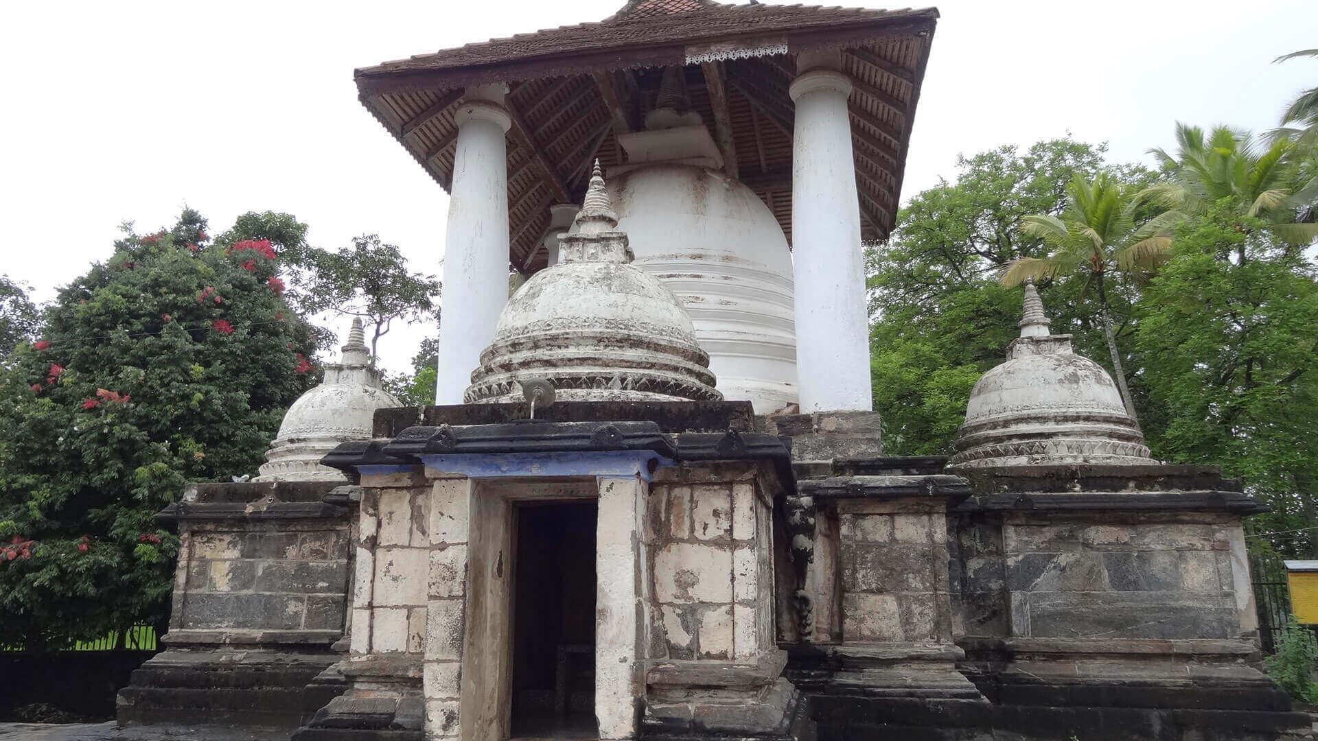 The Golden Crown Hotel - Gadaladeniya Temple