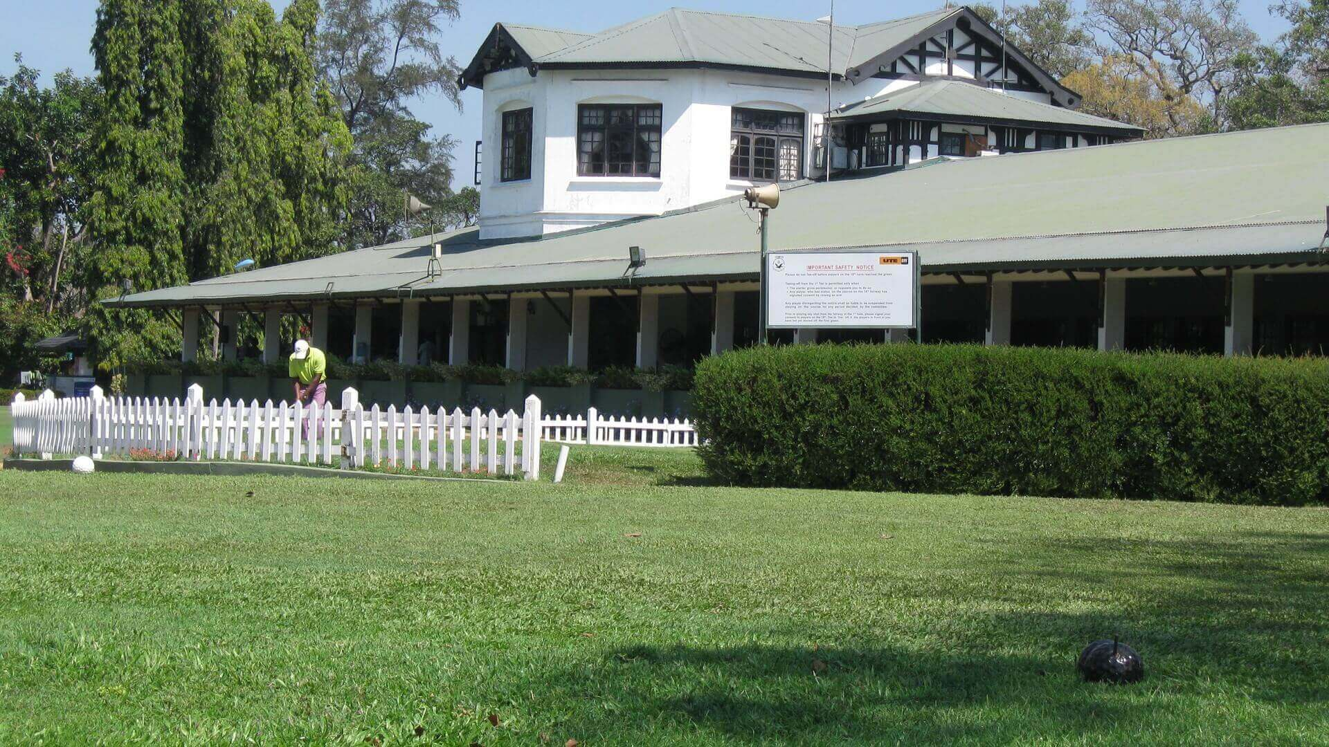The Golden Crown Hotel - Victoria Golf Course