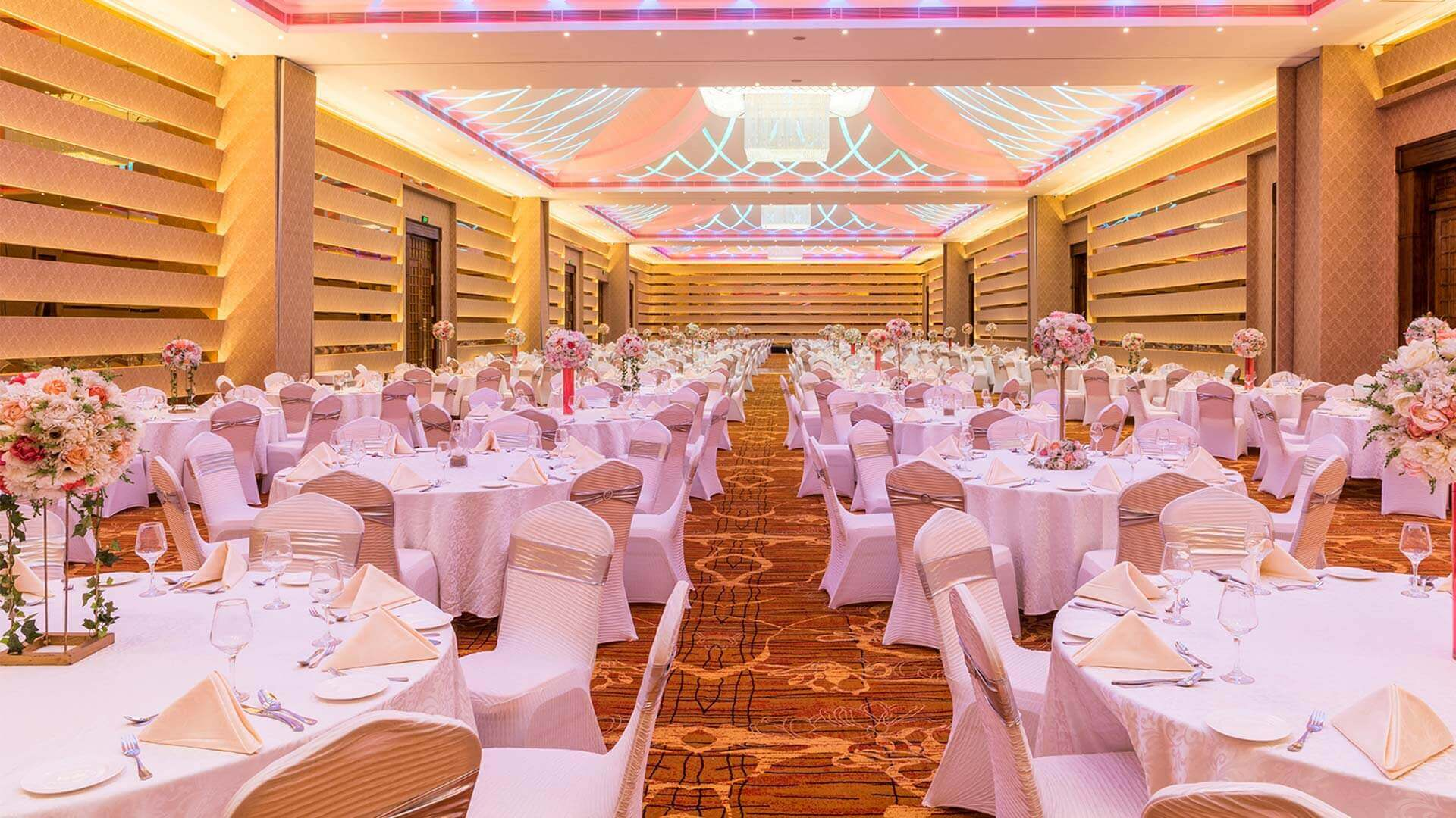 The Golden Crown - Grand Ballroom