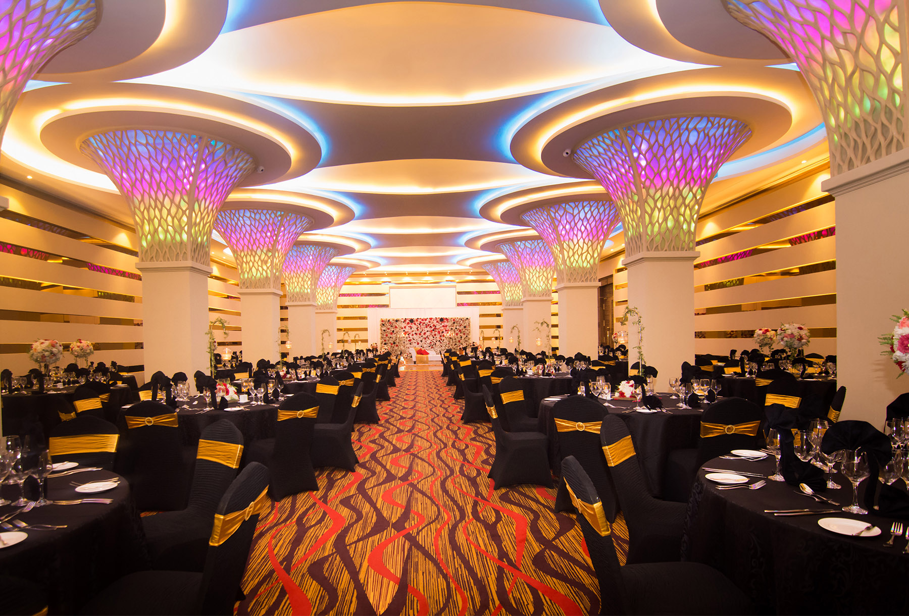 The Golden Crown Hotel  - Banquets