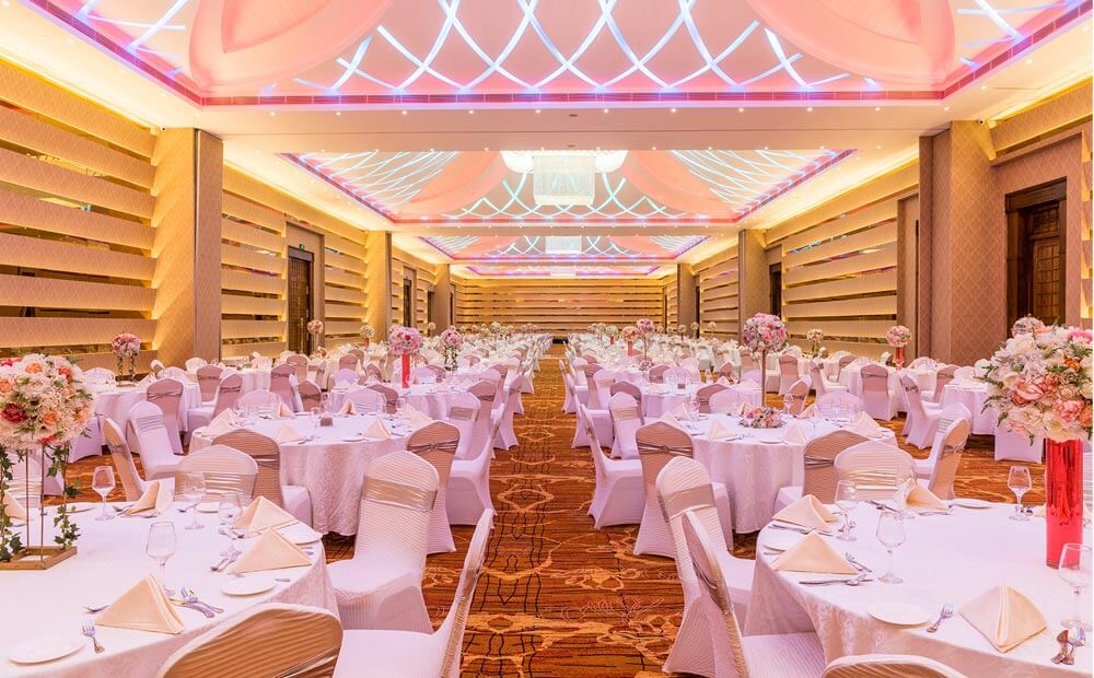 The Golden Crown Hotel - Grand Ballroom